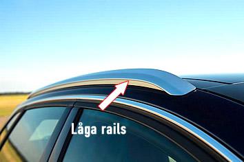 Rails low